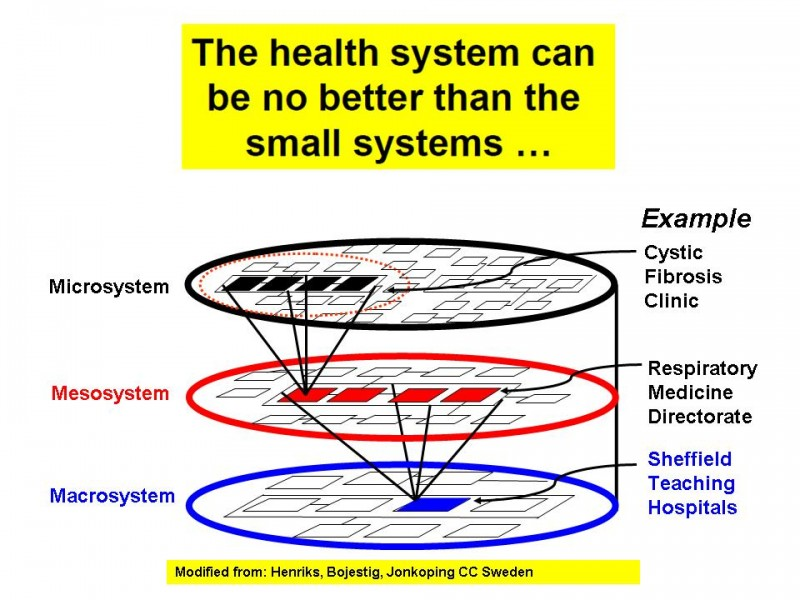 Sheffield Microsystem Coaching Academy